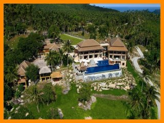 Bright 6 bedroom Thong Krut House with Internet Access - Thong Krut vacation rentals