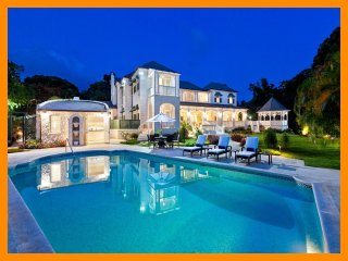 Luxury 5 Bed Home - Gym and Private Pool - Sandy Lane vacation rentals