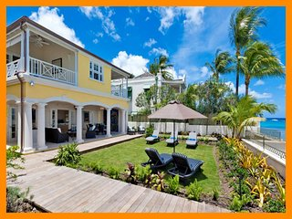 Luxury 5 Bed Villa - Pool and Direct Beach Access - Weston vacation rentals