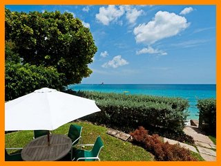 Stunning 4 Bed Beachfront Villa - Tropical Gardens - Trents vacation rentals