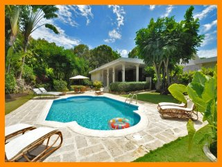 Beautiful 3 Bed Villa with Pool and Sun Deck - Gibbs Bay vacation rentals