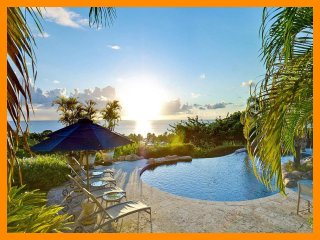 Luxury 6 Bed Home with Caribbean Sea Views - Sugar Hill vacation rentals