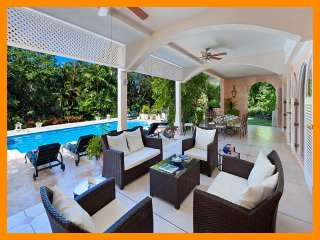Beautiful 5 Bed Home with Private Pool and Terrace - Sandy Lane vacation rentals