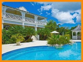 Luxury 5 Bed Villa - Private Pool and Sea Views - Sugar Hill vacation rentals