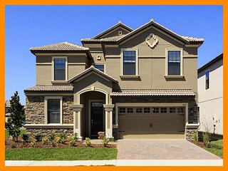 Brand new 8 bedroom home with private pool and spa, close to Disney and all other major attractions. - Loughman vacation rentals