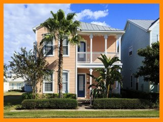A lovely 4 bed home in Reunion Resort, private screened pool and spa - Orlando vacation rentals