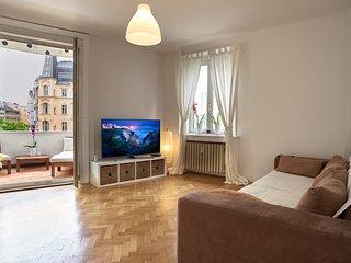 Balcony Oasis City Center Operastreet - Vienna vacation rentals