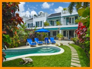 Beautiful Family Home with Private Pool, Sea Views - Mullins vacation rentals