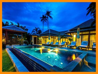 3001 - Beachfront private pool and sunset views - Plai Laem vacation rentals