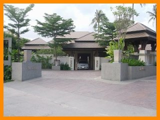 4043 - Kirikayan resort villa with private pool - Mae Nam vacation rentals