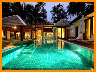5139 - Beachfront luxury with Thai chef service - Lipa Noi vacation rentals