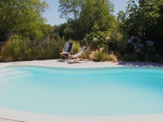 Le Clos du Marais, luxury in a natural paradise - Les Dimes Suite for 2 - Curzon vacation rentals
