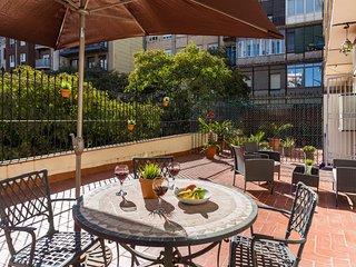 Charming & Modernist Central Apt. Big Terrace! - Barcelona vacation rentals