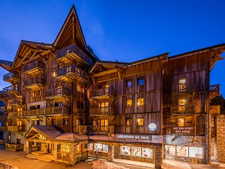 5 bedroom Apartment with Internet Access in Les Arcs - Les Arcs vacation rentals