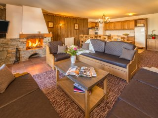 Nice Condo with Internet Access and Shared Outdoor Pool - Les Arcs vacation rentals