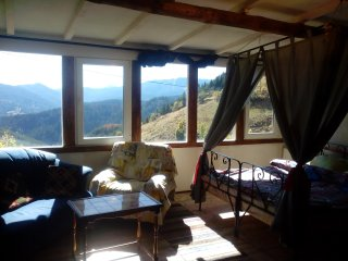 Art suite, breathtaking montain views, quiet and cosmic beautiful.Sun-300days - Chepelare vacation rentals