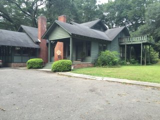 Jackson Lake House - Near Tallahassee - Monticello vacation rentals