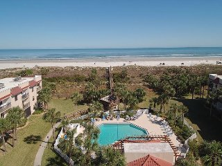 Ocean Village Club O-25, Two Bedroom, 2 Bath, Upgraded, Ocean View, Pool View - Saint Augustine Beach vacation rentals