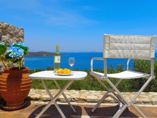 Private Sunny villa with Paradise view & Pool - Epidavros vacation rentals
