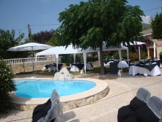 Spacious Villa with Television and Microwave - Alforja vacation rentals
