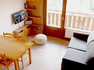 CHAMPEL B (Le Nichouette) 2 rooms + mezzanine 5 persons - Le Grand-Bornand vacation rentals