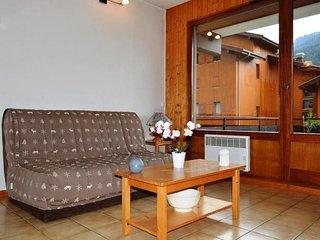 CORNILLON B 2 rooms + small bedroom 6 persons - Le Grand-Bornand vacation rentals