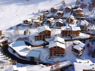Bright 3 bedroom Val-d'Isère Apartment with Internet Access - Val-d'Isère vacation rentals