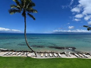 Kaleialoha 402 Mountain View Studio $79 For Summer In Oceanfront Complex! - Lahaina vacation rentals