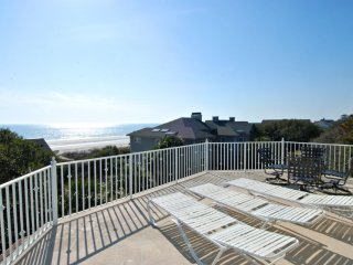 Ocean Views, 7 Bedroom, 2nd Row Home, Private Pool and Spa - Hilton Head vacation rentals