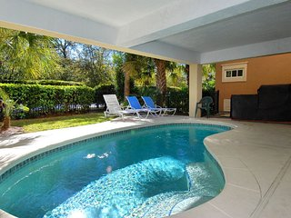 Private Pool & Rooftop Deck with Ocean Views, Golf Cart Shuttle to Beach - Hilton Head vacation rentals