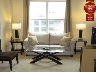 Prime Downtown Location - 1 Bedroom Suite with Free Parking - Halifax vacation rentals