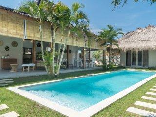 Beautiful 8 bedrooms villa in Seminyak Square - 2 pools - Seminyak vacation rentals