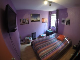Homestay with comfortable rooms close to downtown & airport - Mexico City vacation rentals