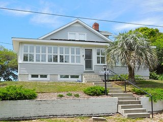 About Time - Private Dock and One Block from Beach - Folly Beach vacation rentals