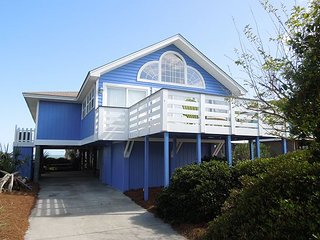Bare Foot'n - Ocean Breezes and Water Views - Folly Beach vacation rentals