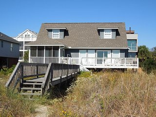 Blue Bayou - Traditional Oceanfront Home - Folly Beach vacation rentals