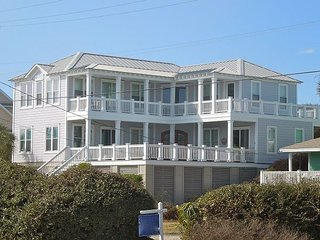Large, Beautifully Decorated Home with Pool and Unobstructed Ocean Views! - Folly Beach vacation rentals