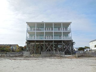 Fun 'N' Folly- Beautiful Large Home Perfect for Gathering - Folly Beach vacation rentals