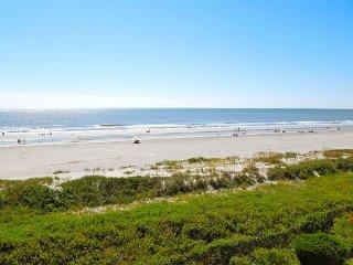 Ocean Pointe Villa 302 - Private Penthouse with Vast Westward Ocean Views - Folly Beach vacation rentals