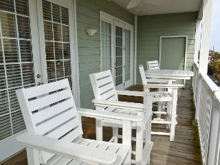 Pavilion Watch #3E - Ocean Oasis with Tropical Style - Folly Beach vacation rentals