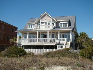Sunrise, Sunset - Custom Home with Spacious Living Areas - Folly Beach vacation rentals