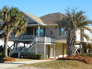 The Beach House - Gorgeous Views of the Ocean and Pier - Folly Beach vacation rentals