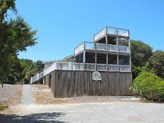 The Boat House - Unique Nautical Themed Home - Folly Beach vacation rentals
