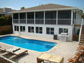 Tranquilisea - Oceanfront with a Pool - Folly Beach vacation rentals