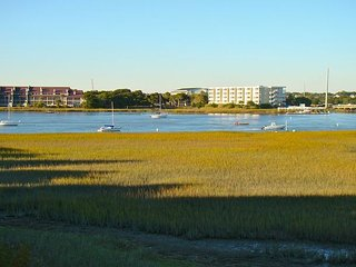 Water's Edge 80 - Townhouse with Views of the River and Marsh - Folly Beach vacation rentals
