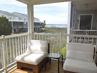Water's Edge 111 - Enjoy both River and Marsh Views - Folly Beach vacation rentals