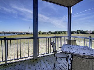 Water's Edge 112 - All About Comfort, Class and Views - Folly Beach vacation rentals