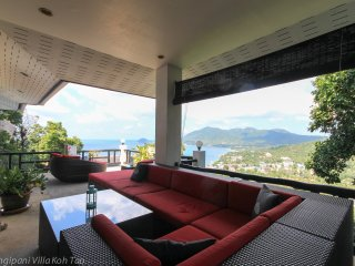 Stunning Frangipani Villa on the island Koh Tao - Koh Tao vacation rentals