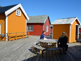 Nice Lodge with Mountain Views and Washing Machine - A i Lofoten vacation rentals