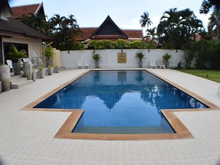 Nice Villa with Deck and Internet Access - Rawai vacation rentals